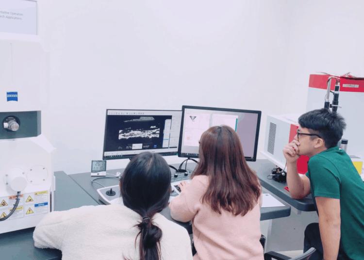 2018 Technoorg Linda 離子研磨機SEMPREP2韓國教育訓練-3