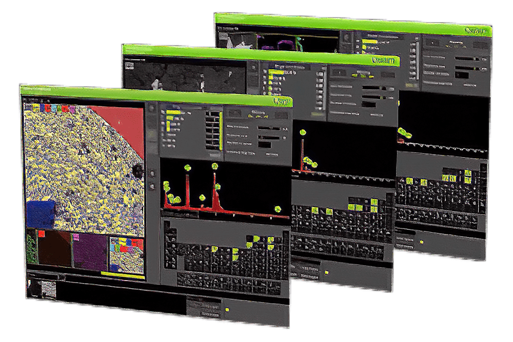 KCT-agent-Thermofisher-scientific- phenom-desktop-SEM-software-EDS-mapping-product