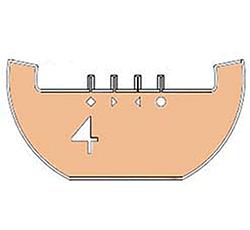 KCT-agent-laboraty-consumables-FIB-lift-out-grids-copper-4-posts