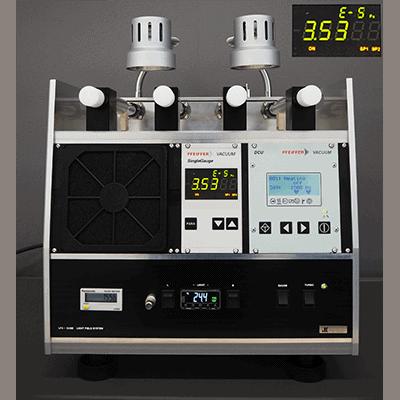 KCT-agent-melbuild-TEM-holder-Light-Field-System-LF4-CUBE-4ports-high-vacuum-station